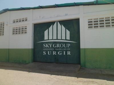 Galpon En Cujicana Sgg-002