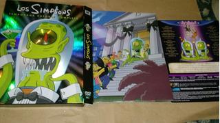 Los Simpsons Temp.14 Completa Dvd Original