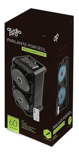 Parlante Portatil Bluetooth Audiopro Ap02013