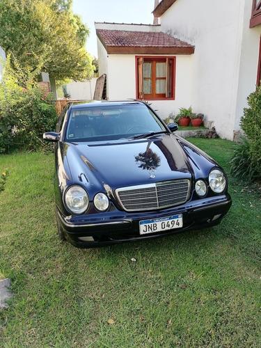 Mercedes Benz E 240 Año2000 Nafta 6cil En V ¡impecable!
