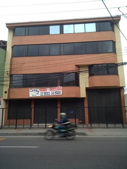 Excelente Bodega En Barrio Ricaurte Bogota Zona Centro