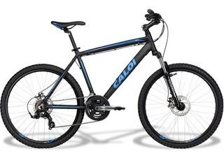 Bicicleta Caloi 19 Aro 26 Semi Nova,