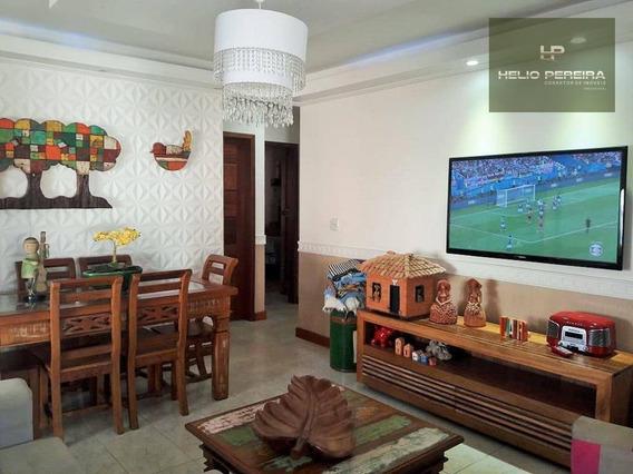 Casa Itaipuaçu, Com 2 Quartos, Sendo 1 Suíte, Com Piscina E Churrasqueira - Ca0368