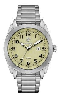 Reloj Timberland Hombre Acero 100atm Tbl.13330xs/07m