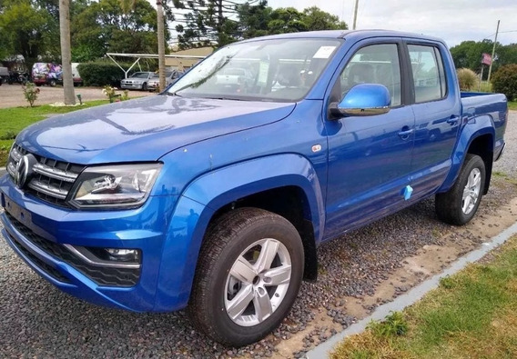 Volkswagen Amarok 2.0 Cd Tdi 180cv 4x4 Highline Pack At 11
