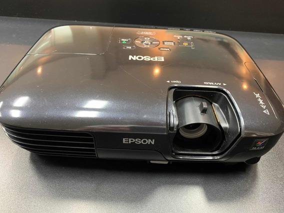 Projetor Epson Power Lite S10 - Lâmpada Com 2000 Horas