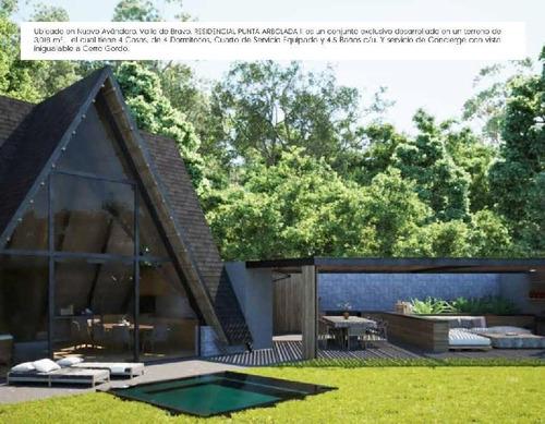 Imagen 1 de 6 de Pre-venta, Residencial Punta Arbolada Ii, Avándaro, Valle De Bravo, En Copropiedad Fraccionada