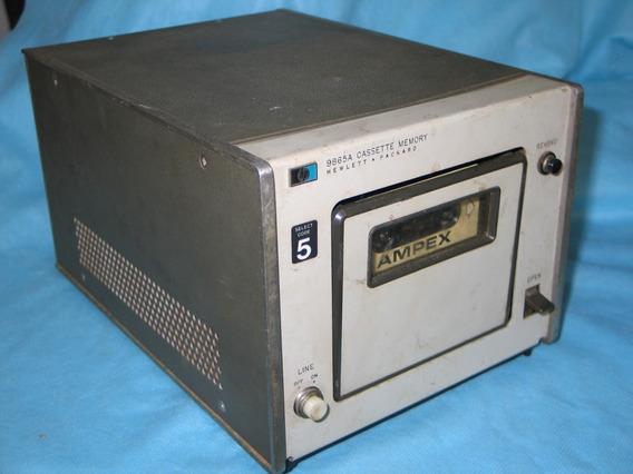 Hp Cassette Memory 9865a Pc Antigo K7 -atari-tk-apple-trs80-