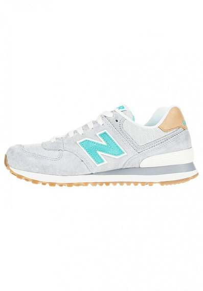 Tenis New Balance 574 Originals Mujer 50% Descuento