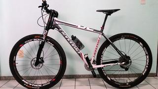 Bicicleta: Cannondale F-si Carbon 2 (tamanho Xl) 29 Er
