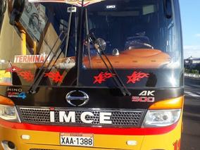 Bus Interprovincial Hino Ak