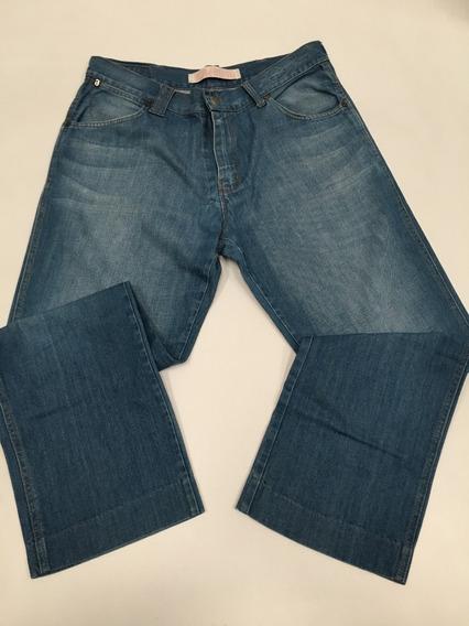 Pantalón Jeans Airborn Hombre Recto Talle 36
