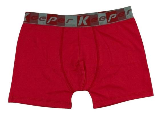 Kit 7 Cuecas Boxer Microfibra Keeper Cueca Box ** Oferta **
