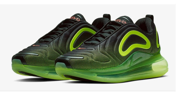 Zapatillas Nike Air Max 720 Retro Future Neon