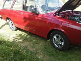Ford Taunus Rural Alemana 1969