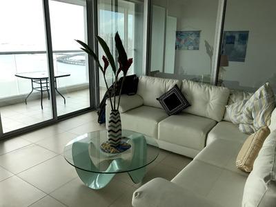 Esoectacular Apartamento Con Vista Al Mar En Venta Ave Balbo