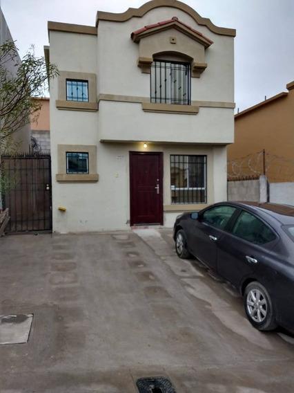 Casa En Renta Paseo Sorrentino, Villa Residencial Santa Fe 5a Sección