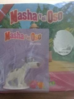 Masha Y El Oso Numero 4 Perrito