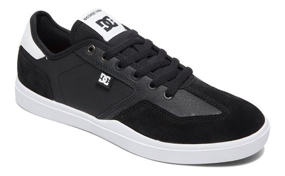 Zapatillas Dc Mod Vestrey S Negro Blanco! Importadas