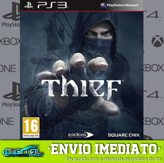 Thief Ps3 Psn Game Digital Envio 10min. Original
