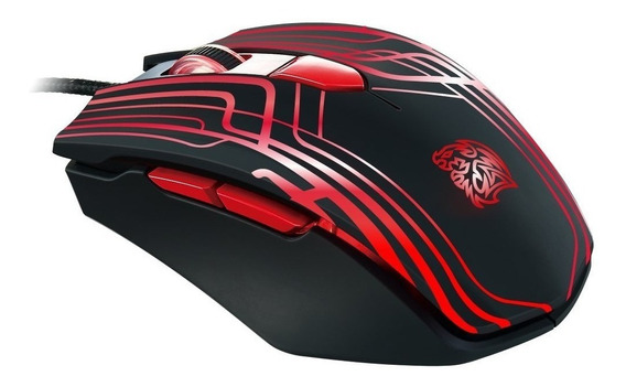 Mouse Usb Gamer Thermaltake Sports Talon Laser 6 Cores