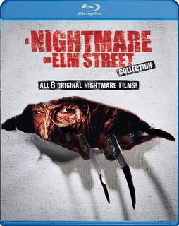 Pesadilla Bluray Latino A Nigthmare On Elm Street X 8