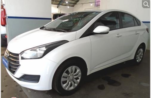 Hyundai Hb20s 1.0 Comfort Plus Turbo Flex 4p