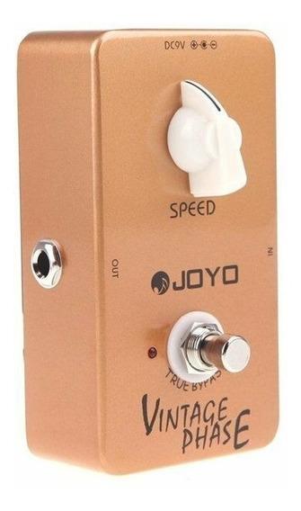 Pedal Joyo Jf-06 Vintage Phase Guitarra