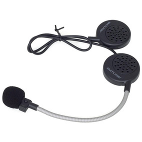 Headset Para Capacete Multilaser Bluetooth Handsfree - Mt603