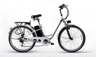 Bicicleta Eléctrica Breeze 250w Frenos Dis Novicompu