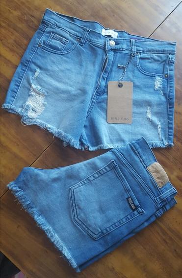 Shorts Jeans Riffle