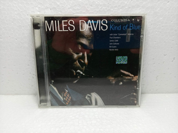 2 Cds Miles Davis Kind Of Blue, Louis Armstrong A Jazz With