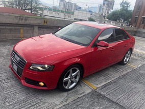 Audi A4 Sport Luxury 2011 Impecable Cambio Por Moto