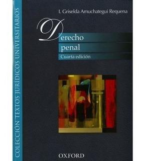 Derecho Penal 4ta.edición