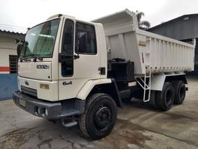 Caminhão Ford Card 6332 E 6x4 T 3 Eixos 2p (diesel)
