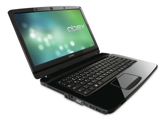 Notebook Qbex Amd Dual Core 500gb Windows 14