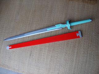 Espada De Metal Asuna Sword Art Online Lambent Light Remate!
