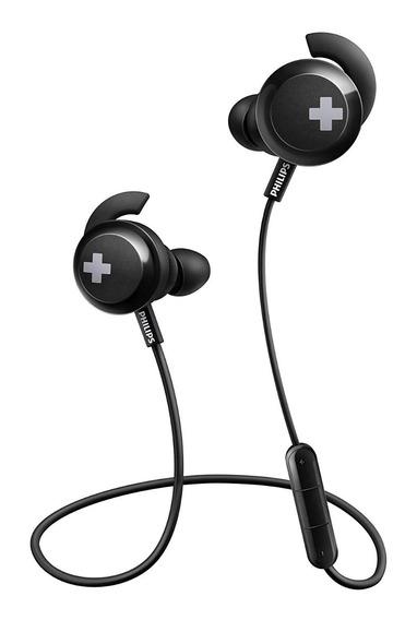 Fone De Ouvido Philips Shb4305bk Bluetooth/microfone Preto