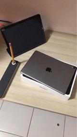 iPad Pro 10.5 + Smart Case Orig. + Apple Pencil Com Skin