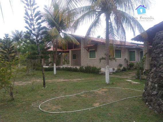 Chácara Residencial À Venda, Gurugi, Conde. - Ch0051