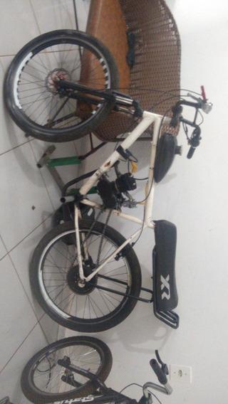 Cabeça Bike Motor80cc