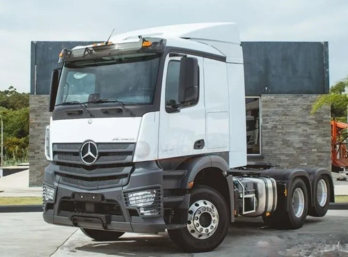 Mercedes Benz New Actros 2645 Forestal 12.8l Año 2021 0 Km!!