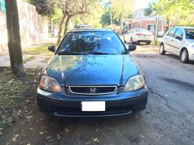 Honda Civic 1996 Ex Americano Full
