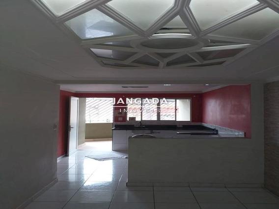 Casa Com 03 Dormitórios E 02 Vagas De Garagem - Vila Yolanda - 11609