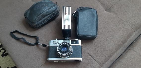 Máquina Fotográfica Olympus 35 Rc.