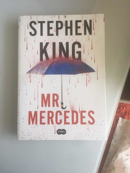 Livro Trilogia Mr. Mercedes - Stephen King