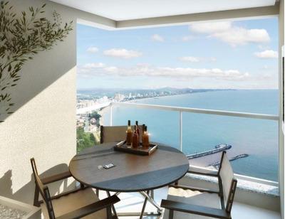 Apartamento Em Praia Alegre, Penha/sc De 77m² 2 Quartos À Venda Por R$ 363.700,00 - Ap170144
