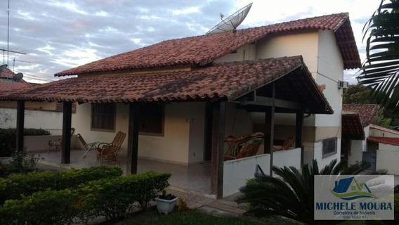 Casa 4 Dormitórios Ou + Para Venda Em Araruama, Coqueiral, 4 Dormitórios, 1 Suíte, 5 Banheiros, 4 Vagas - 171_2-396673