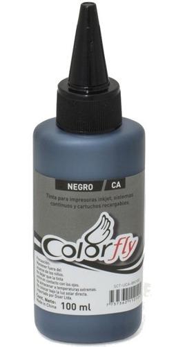 Botella De Tinta Sistema Continuo Impresora Canon 100ml ®