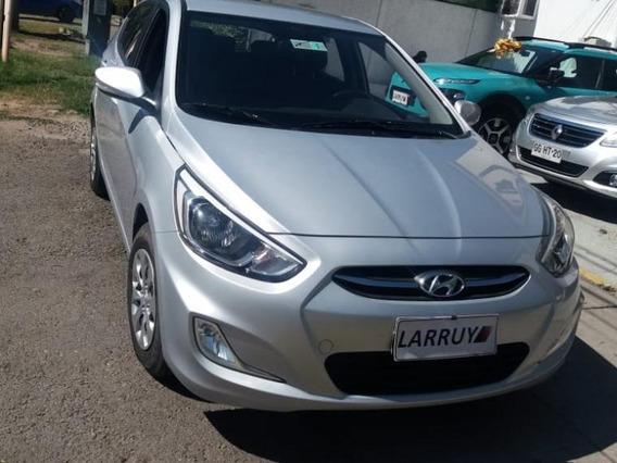 Hyundai Accent Rb Hb Gl Cvt 1.4 Aut 2017